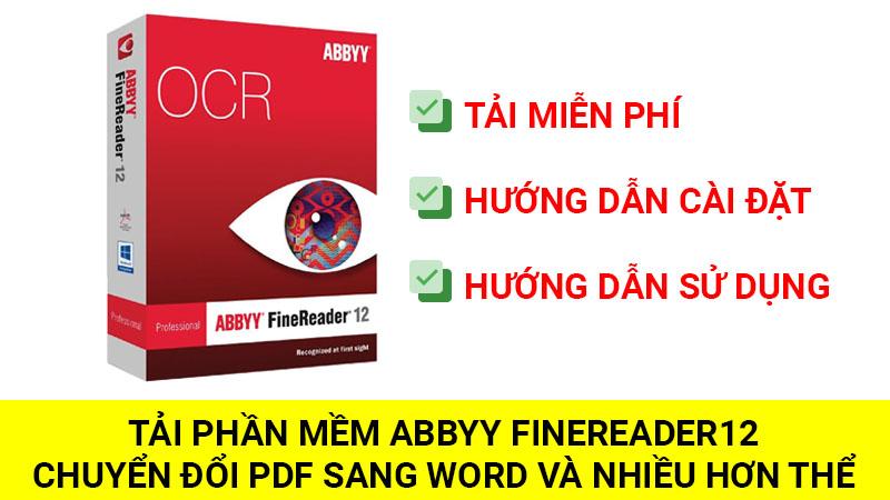 Chuyển pdf sang word miễn phí, cách đổi pdf thành doc không lỗi font 1.